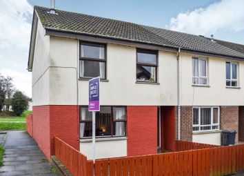 Thumbnail 3 bed end terrace house for sale in Queens Road, Antrim