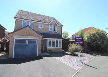 Thumbnail 4 bed detached house for sale in Morley Croft, Leyland