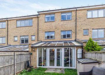 Thumbnail 4 bed terraced house for sale in Darwin Rise, Northfleet, Gravesend, Kent
