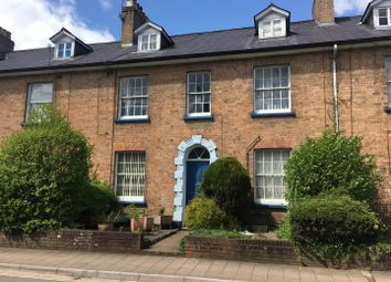 Thumbnail 2 bed flat to rent in St. Paul Street, Tiverton