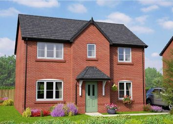 Thumbnail 4 bed detached house for sale in The Brickworks, Bury, Lancashire