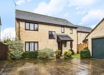 Thumbnail 5 bed detached house for sale in Manor Road, Witney