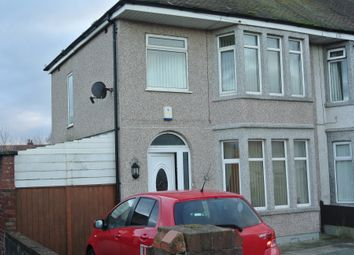 Thumbnail 2 bed end terrace house to rent in Leyburn Avenue, Fleetwood