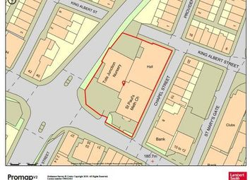 Thumbnail Commercial property for sale in St. Pauls Methodist Church, Rochdale Road, Oldham, Lancashire
