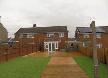 Thumbnail 3 bed semi-detached house for sale in Heol Celyn, Church Village, Pontypridd