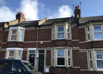 3 bed terraced house for sale in Barrack Road, St. Leonards, Exeter EX2