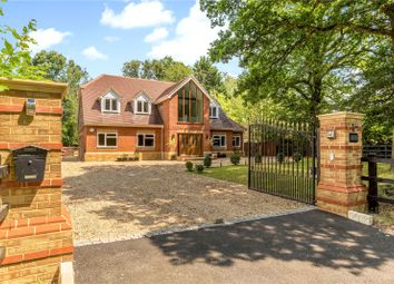 Thumbnail 5 bed detached house for sale in Plaistow Road, Ifold, West Sussex