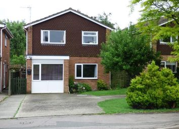 Thumbnail 4 bed detached house for sale in Corncroft Lane, Matson, Gloucester