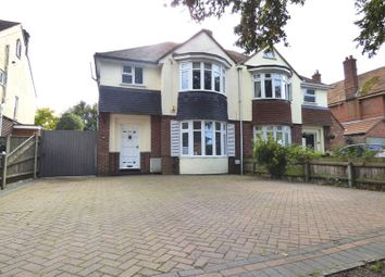 Thumbnail 3 bed semi-detached house for sale in Lawn Avenue, Great Yarmouth