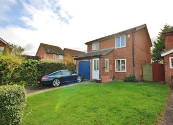 Thumbnail 3 bedroom detached house to rent in Blenheim Gardens, Grove, Wantage