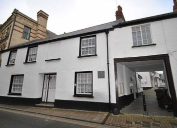 Thumbnail 1 bed flat to rent in Litchdon Street, Barnstaple