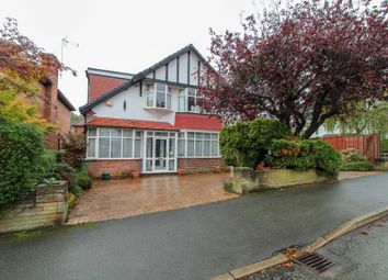 Thumbnail 5 bed detached house for sale in Hillcrest Road, Bramhall, Stockport