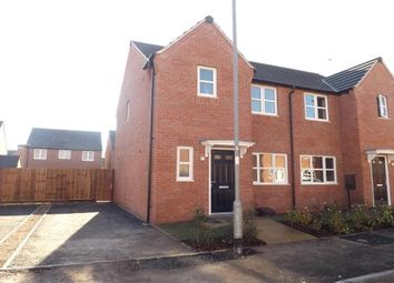 Thumbnail 3 bed semi-detached house to rent in East Street, Warsop Vale, Mansfield