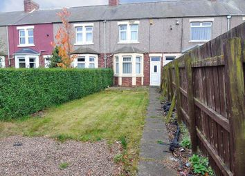 Thumbnail 2 bed terraced house to rent in Third Avenue, Ashington