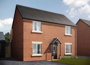 "Thumbnail 4 bed detached house for sale in ""The Deeping"" at Holden Close, Biddenham, Bedford"