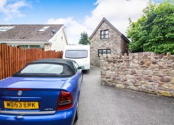 Thumbnail 2 bed detached house for sale in Park Drive, Llangattock, Crickhowell