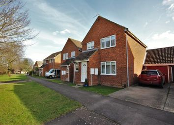 Thumbnail 3 bed detached house for sale in Copperfield Close, Wantage