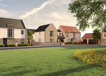 Thumbnail 2 bed flat for sale in Cross Farm, Wedmore, Somerset
