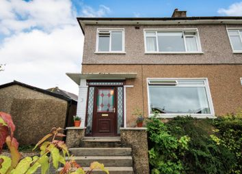 Thumbnail 3 bed semi-detached house for sale in Campsie Drive, Milngavie, Glasgow