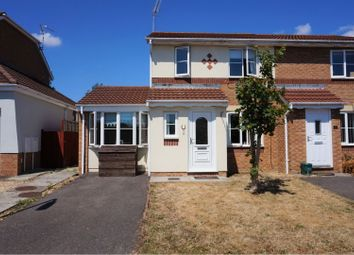Thumbnail 3 bed semi-detached house for sale in Trem Powys, Barry