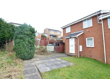 Thumbnail 2 bed flat for sale in Eshton Court, Mapplewell, Barnsley