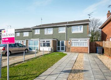 Thumbnail 3 bedroom end terrace house for sale in Galloway Road, Hamworthy, Poole