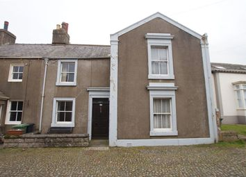 Thumbnail 4 bed terraced house for sale in The Square, Allonby, Maryport, Cumbria