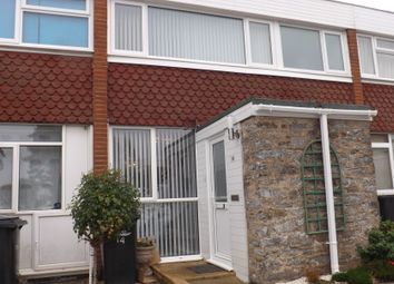 Thumbnail 3 bed terraced house to rent in Century Road, Brixham