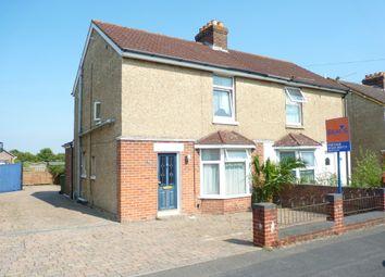 Thumbnail 3 bed semi-detached house for sale in Elms Road, Fareham