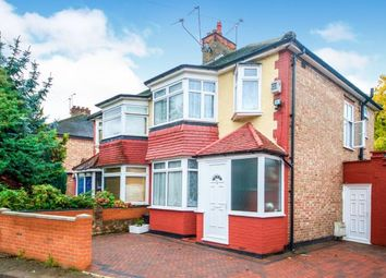 3 bed semi-detached house for sale in Stanley Road, Lower Edmonton, Enfield, London N9