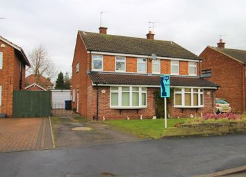 Thumbnail 3 bed semi-detached house for sale in Crayford Road, Alvaston, Derby