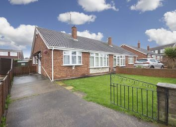 Thumbnail 2 bed semi-detached bungalow for sale in Easby Grove, Normanby