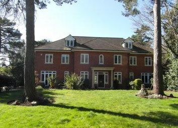 Thumbnail 5 bed detached house to rent in Mornish Road, Branksome Park, Poole