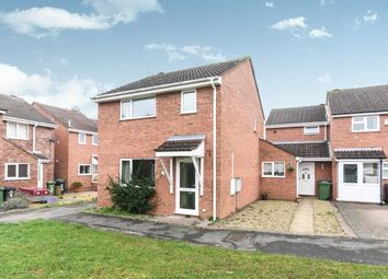 Thumbnail 3 bed link-detached house for sale in Forest Gate, Evesham, Worcestershire
