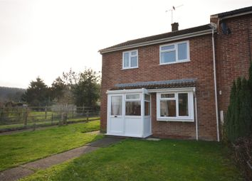 Thumbnail 3 bed semi-detached house for sale in Schelin Way, Shillingstone, Blandford Forum