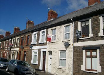 Thumbnail 2 bedroom property to rent in Cyfarthfa Street, Cardiff