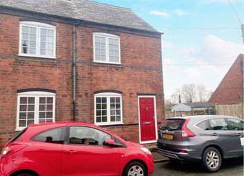 Thumbnail 1 bed end terrace house for sale in Watling Street, Wall, Lichfield
