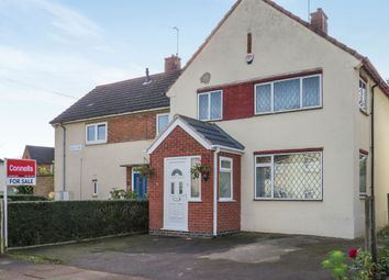 Thumbnail 3 bedroom semi-detached house for sale in Nelot Way, Goodwood, Leicester