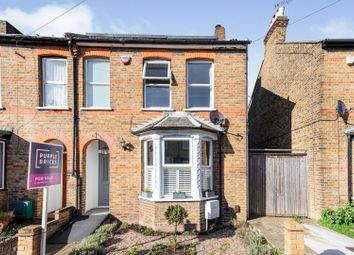 Thumbnail 3 bed semi-detached house for sale in Furzeham Road, West Drayton