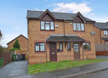 Thumbnail 2 bed semi-detached house for sale in Powell Place, Newport