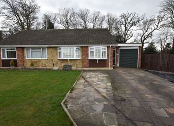 Thumbnail 2 bed semi-detached bungalow for sale in The Glebe, Garston, Watford