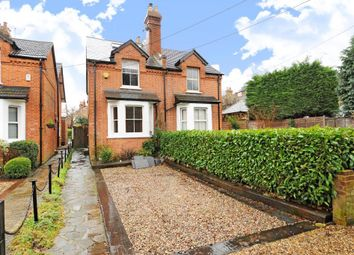 Thumbnail 3 bed semi-detached house to rent in Oliver Road, Ascot
