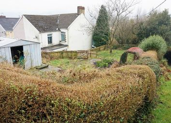 3 bed end terrace house for sale in Cadogan Street, Nantymoel, Bridgend, Bridgend County. CF32