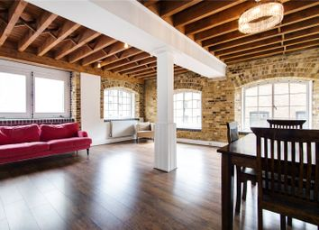 Thumbnail 1 bed flat to rent in New Concordia Wharf, Mill Street, London