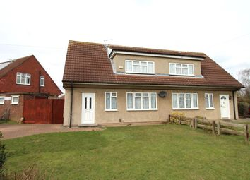 Thumbnail 3 bed semi-detached house to rent in Berkeley Road, Bedford
