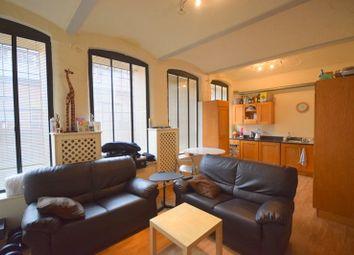 Thumbnail 2 bed flat for sale in Longs Mill, Brookbridge Court, Brook Street, Derby