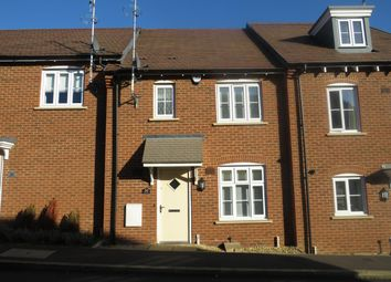 Thumbnail 3 bed terraced house to rent in Chaundler Drive, Aylesbury