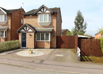 Thumbnail 3 bed detached house to rent in Geveze Way, Broughton Astley, Leicester