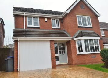 Thumbnail 5 bedroom detached house for sale in Plovers Way, Blackpool