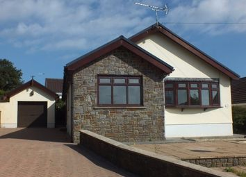 Thumbnail 3 bed detached bungalow for sale in James Park, Kilgetty, Pembrokeshire